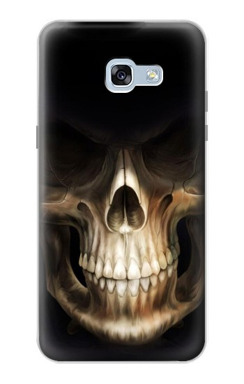 Printed Skull Face Grim Reaper Samsung Galaxy A5 (2017) Case
