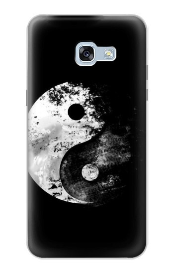 Printed Moon Yin-Yang Samsung Galaxy A5 (2017) Case