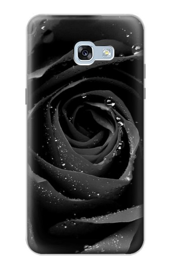Printed Black Rose Samsung Galaxy A5 (2017) Case