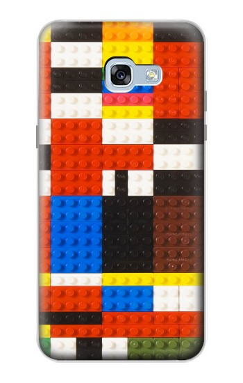 Printed Brick Toy Lego Graphic Printed Samsung Galaxy A5 (2017) Case