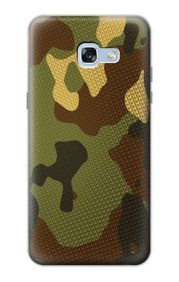 Printed Camo Camouflage Graphic Printed Samsung Galaxy A5 (2017) Case