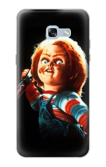 Printed Chucky With Knife Samsung Galaxy A5 (2017) Case