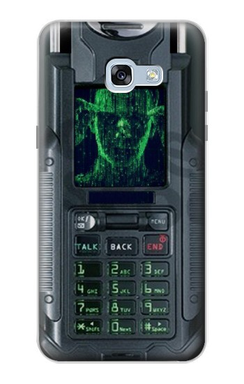 Printed The Matrix Mobile Phone Graphic Printed Samsung Galaxy A5 (2017) Case