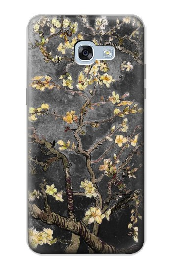 Printed Black Blossoming Almond Tree Van Gogh Samsung Galaxy A5 (2017) Case