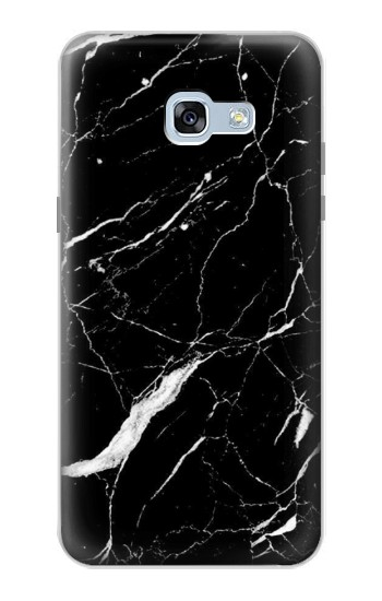 Printed Black Marble Graphic Printed Samsung Galaxy A5 (2017) Case