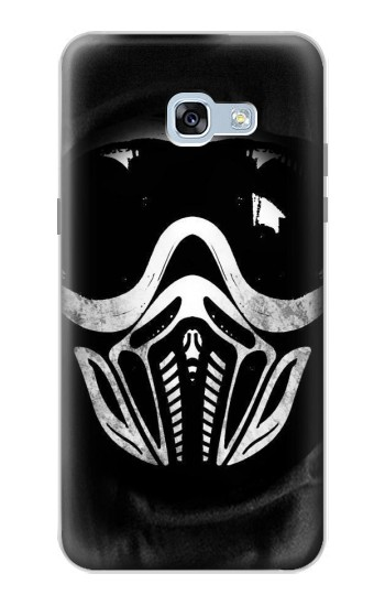 Printed Paintball Mask Samsung Galaxy A5 (2017) Case