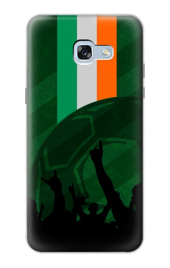 Printed Ireland Football Flag Samsung Galaxy A5 (2017) Case