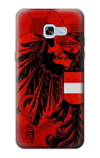 Printed Austria Football Flag Samsung Galaxy A5 (2017) Case