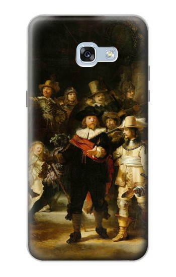 Printed The Night Watch Rembrandt Samsung Galaxy A5 (2017) Case