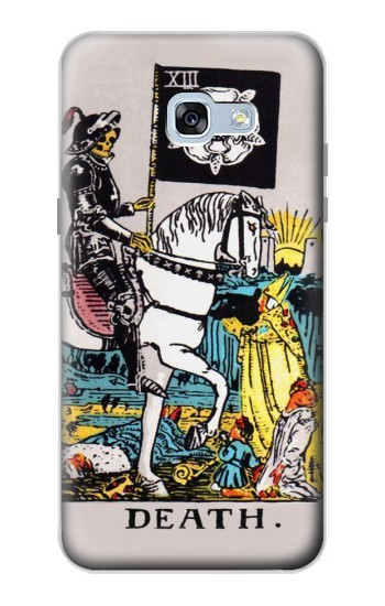 Printed Tarot Card Death Samsung Galaxy A5 (2017) Case