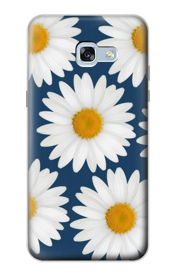 Printed Daisy Blue Samsung Galaxy A5 (2017) Case