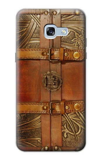 Printed Treasure Chest Samsung Galaxy A5 (2017) Case