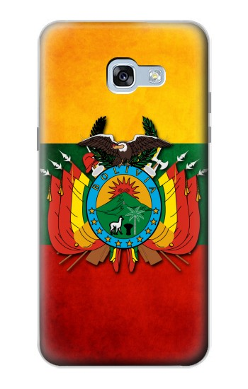 Printed Bolivia Flag Samsung Galaxy A5 (2017) Case