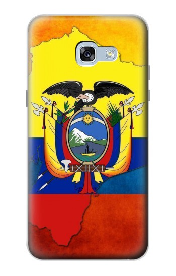 Printed Ecuador Flag Samsung Galaxy A5 (2017) Case