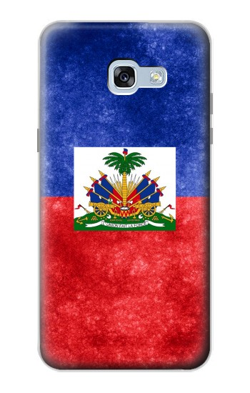 Printed Haiti Flag Samsung Galaxy A5 (2017) Case