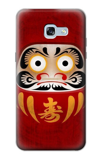 Printed Japan Good Luck Daruma Doll Samsung Galaxy A5 (2017) Case
