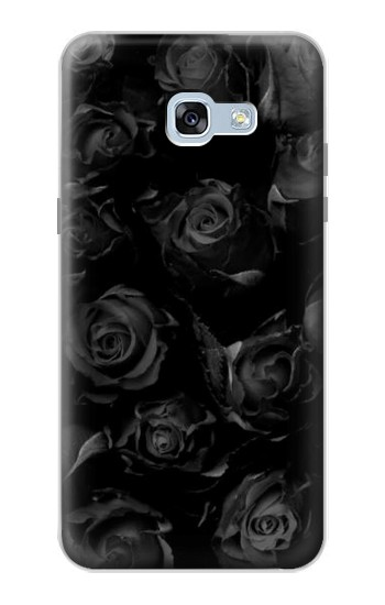 Printed Black Roses Samsung Galaxy A5 (2017) Case