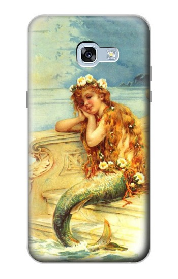 Printed Little Mermaid Painting Samsung Galaxy A5 (2017) Case