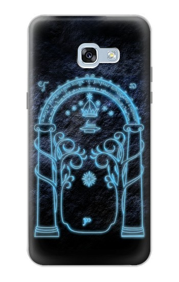 Printed Lord of The Rings Mines of Moria Gate Samsung Galaxy A5 (2017) Case