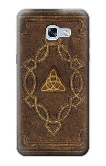 Printed Spell Book Cover Samsung Galaxy A5 (2017) Case