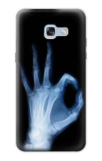 Printed X-Ray Hand Sign OK Samsung Galaxy A5 (2017) Case