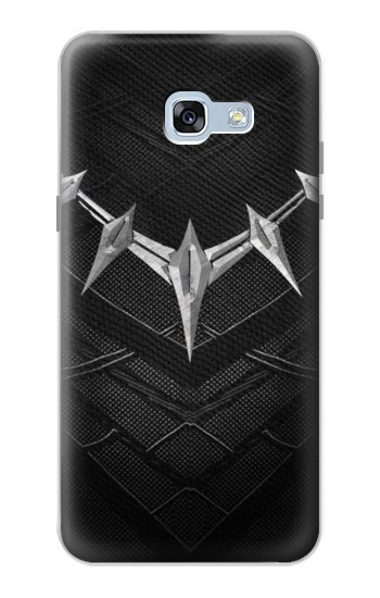 Printed Black Panther Inspired Costume Necklace Samsung Galaxy A5 (2017) Case