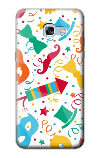 Printed Carnival Pattern Samsung Galaxy A5 (2017) Case