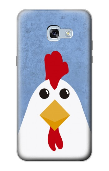 Printed Chicken Cartoon Samsung Galaxy A5 (2017) Case