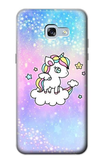 Printed Cute Unicorn Cartoon Samsung Galaxy A5 (2017) Case