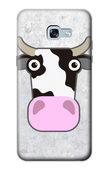 Printed Cow Cartoon Samsung Galaxy A5 (2017) Case