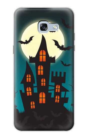 Printed Halloween Festival Castle Samsung Galaxy A5 (2017) Case