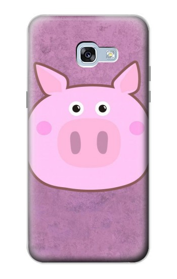 Printed Pig Cartoon Samsung Galaxy A5 (2017) Case