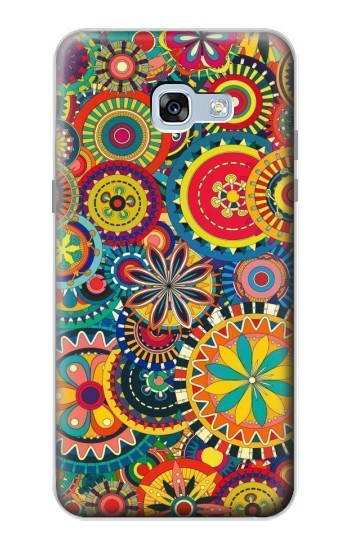 Printed Colorful Pattern Samsung Galaxy A5 (2017) Case
