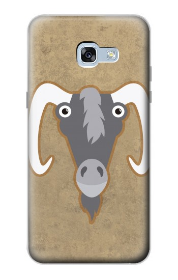 Printed Goat Cartoon Samsung Galaxy A5 (2017) Case