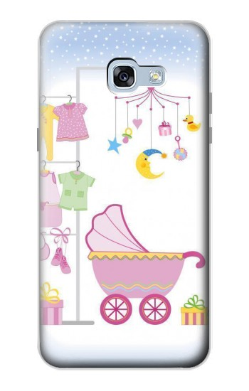 Printed Baby Supplies Samsung Galaxy A5 (2017) Case