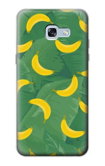 Printed Banana Fruit Pattern Samsung Galaxy A5 (2017) Case