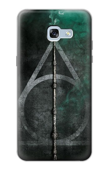 Printed Harry Potter Magic Wand Samsung Galaxy A5 (2017) Case