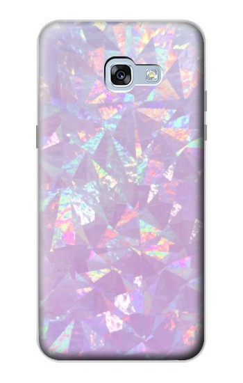 Printed Iridescent Holographic Photo Printed Samsung Galaxy A5 (2017) Case