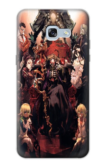 Printed Overlord Ainz Ooal Gown Samsung Galaxy A5 (2017) Case