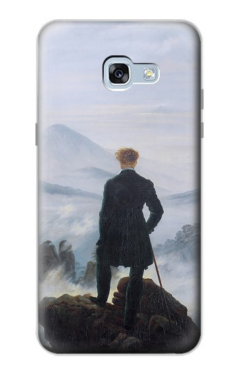 Printed Wanderer above the Sea of Fog Samsung Galaxy A5 (2017) Case