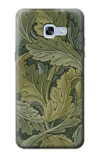 Printed William Morris Acanthus Leaves Samsung Galaxy A5 (2017) Case