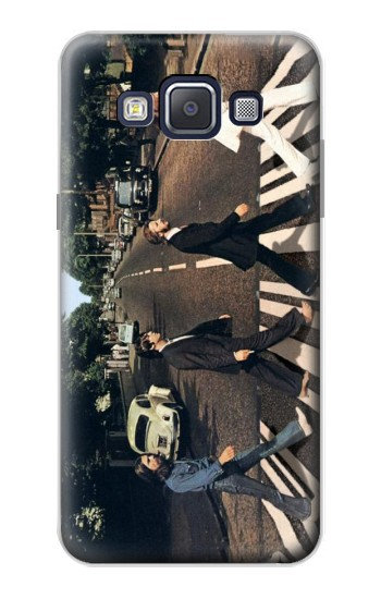 Printed The Beatles Abbey Road Samsung Galaxy A5, A5 Duos Case