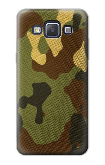 Printed Camo Camouflage Graphic Printed Samsung Galaxy A5, A5 Duos Case