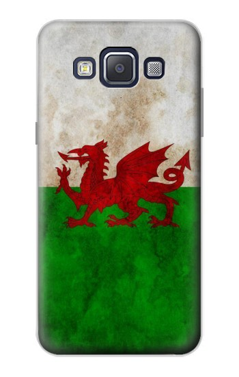 Printed Wales Red Dragon Flag Samsung Galaxy A5, A5 Duos Case