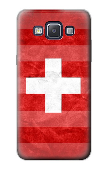 Printed Switzerland Football Flag Samsung Galaxy A5, A5 Duos Case