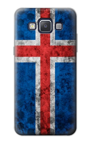 Printed Iceland Football Flag Samsung Galaxy A5, A5 Duos Case