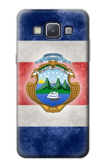 Printed Costa Rica Flag Samsung Galaxy A5, A5 Duos Case