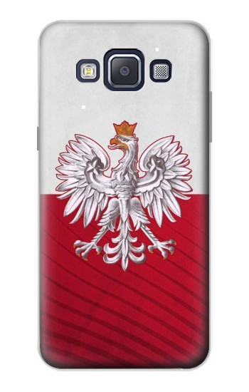 Printed Poland Football Flag Samsung Galaxy A5, A5 Duos Case