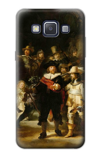 Printed The Night Watch Rembrandt Samsung Galaxy A5, A5 Duos Case