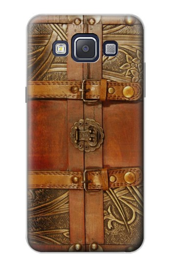 Printed Treasure Chest Samsung Galaxy A5, A5 Duos Case